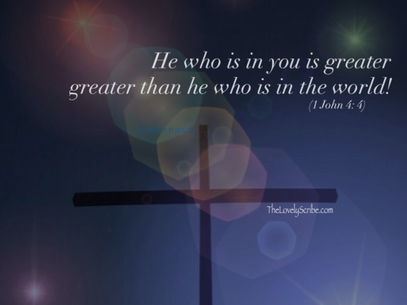 1 John 4: 4