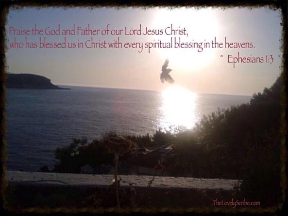Eph 1: 3