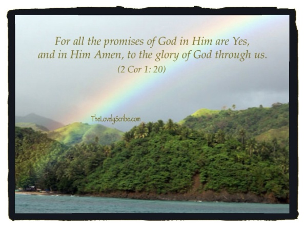 2 Corinthians 1: 20
