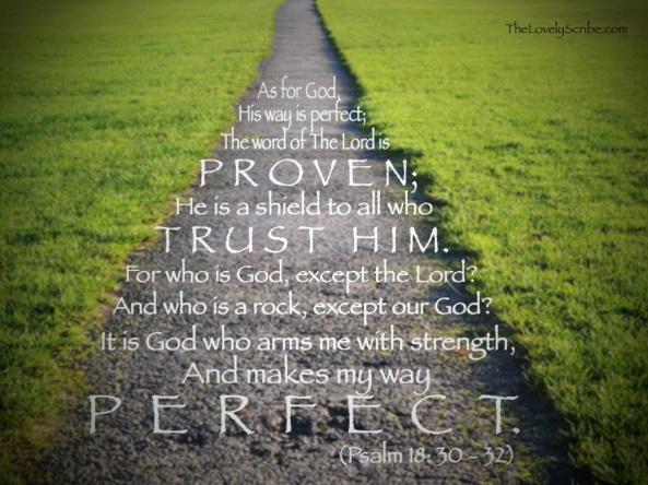 psalm 18 32